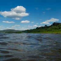 Вода Ангары :: Сергей Шаврин