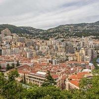 Панорама города Монако :: Вячеслав Касаткин