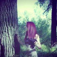 в лес :: Юлия Курдыбо