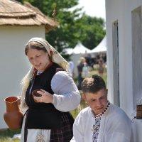 Молочка парного, а? :: Ирина Данилова