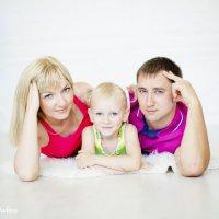 Семейная съёмка :: Наталья Дудина