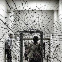 Сквозь разбитое стекло :: Ирина Бирюкова