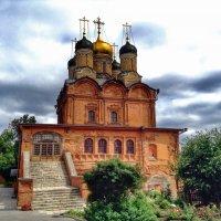 Храм на Варварке :: Ирина Егорова