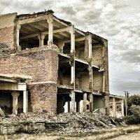Руины солезавода :: Денис Стеценко