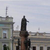 Памятник основателям Одессы. :: Raisa Ivanova