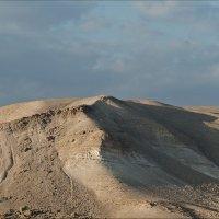 Горы пустыни Негев :: Юрий Васильев
