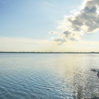 Озеро :: юрий Амосов