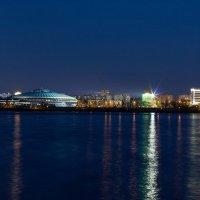 город в ночи :: Оксана Мяделец