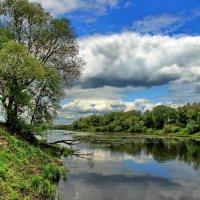 Грустит река.Течёт лениво... :: Лесо-Вед (Баранов)