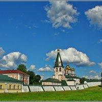 Валдайский Иверский монастырь :: Дмитрий Анцыферов