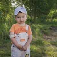 Мальчик :: Алексей Фетисов