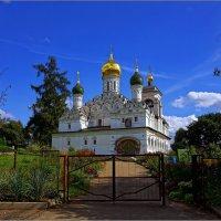 Никольская церковь в Николо-Урюпино :: mila