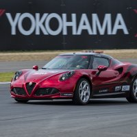 Alfa Romeo Moscow Raceway 2014 :: Сергей Калиганов