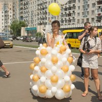 Парад Невест :: Павел Савин