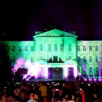 Лазерное шоу :: Savayr