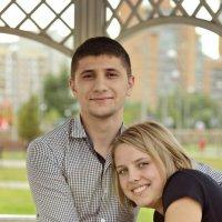 Счастье-быть рядом :: Алина Вишневская