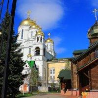 Я в храм войду, душа моя оттает :: Татьяна Ломтева