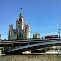 Сталинская высотка :: Ирина Бирюкова