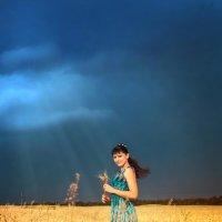 В поле) :: Алена Колошва