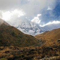 Непал.Гималаи. :: Александр Вивчарик