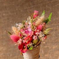 Сухоцветы в бересте :: Ольга Дядченко