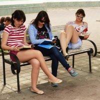 Самый читающий город Шахты :: Владимир Болдырев