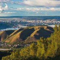 Вид на город :: Анастасия Ефремова