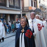 На осеннем фестивале в Барселоне. :: Lara