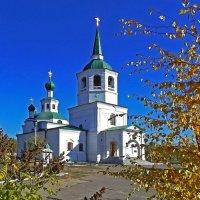 Свято-Троицкая церковь :: Анатолий Цыганок
