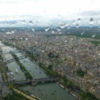 Дождь в Париже :: Ольга Богачёва