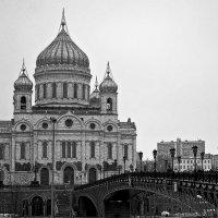 Храм Христа Спасителя :: Сергей Фомичев