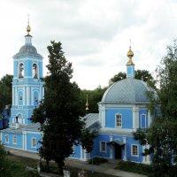 Церковь Иоанна Златоуста :: Александр Качалин