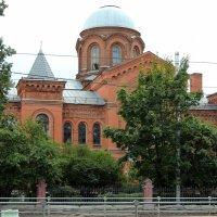 Церковь Николая Чудотворца в Боевской богадельне :: Александр Качалин