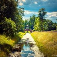 В Екатериненском парке :: Игорь Вишняков