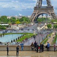 Весенний Париж :: Лидия Цапко