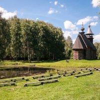 Посвящение Левитану :: Андрей Роговой
