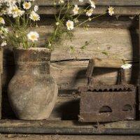 Натюрморт из забытых вещей в старом доме... :: Наталья