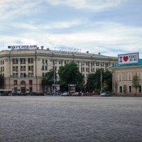 Здание института :: Алексей Гончаров
