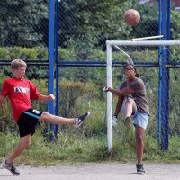 Вратарь :: Сергей Яснов