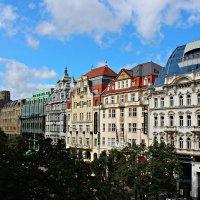 Прага из окна! :: Оксана Яремчук