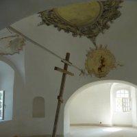 ХРАМ в процессе реставрации :: Виктор Осипчук