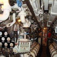пульсирующее сердце подводной лодки :: Olga