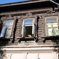 старый дом :: Наталия Акимова