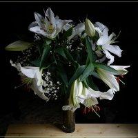 букет из лилий :: Natalia Mihailova