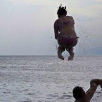 Пляжный подкидыш :: Геннадий Валеев