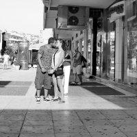 Греческий поцелуй :: Юрий Савинский