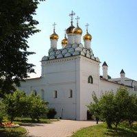 Церковь Богоявления и трапезные палаты :: Nikolay Monahov