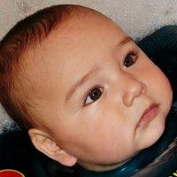 Малыш :: Валентина Пирогова