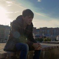 На закате :: Дмитрий Матросов
