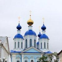Купола :: Екатерина Василькова